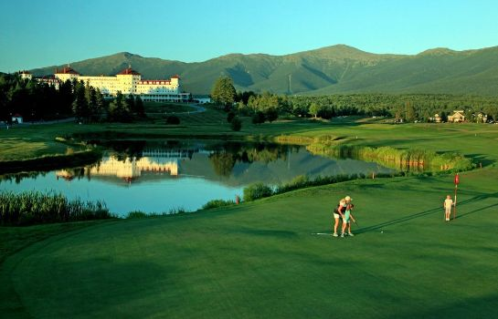 Campo de golf Omni Mount Washington Resort