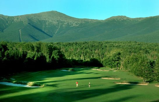 Golfbaan Omni Mount Washington Resort