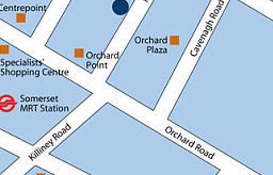 Info Orchard Point Serviced Apartments