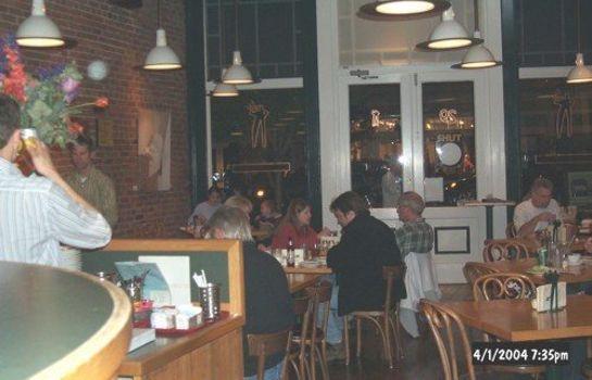 Marvelous Restaurant GARDEN INN LOS GATOS