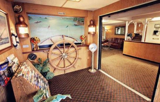 Hol hotelowy NATIONAL 9 INN SHOWBOAT-CASPER