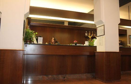 Empfang Hotel Catalani & Madrid