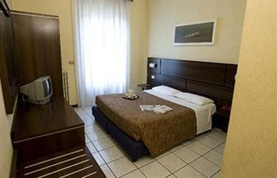 Standardzimmer Hotel Catalani & Madrid
