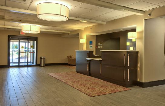 Hotelhalle Holiday Inn Express TALLAHASSEE - I-10 E