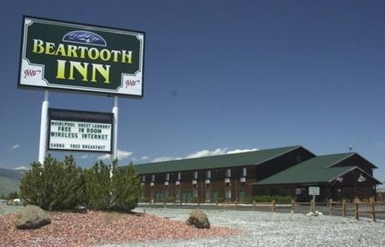 Außenansicht BEARTOOTH INN OF CODY
