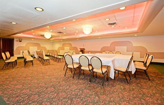 Congresruimte Americas Best Value Inn & Suites-Benton Harbor