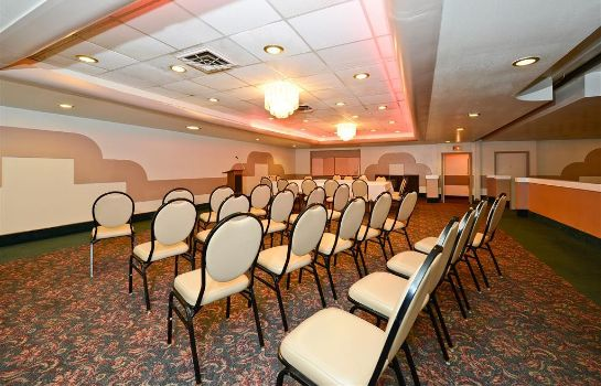 Tagungsraum Americas Best Value Inn & Suites-Benton Harbor