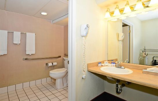 Kamers Americas Best Value Inn & Suites-Benton Harbor