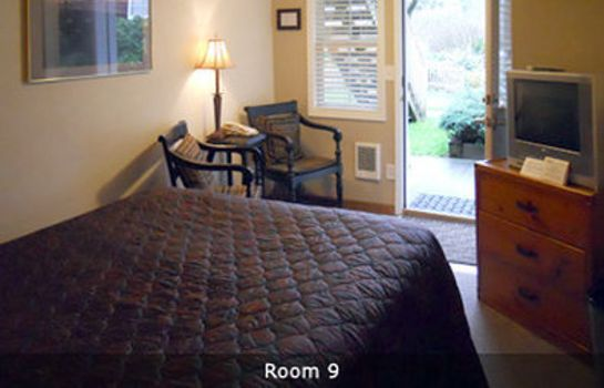 Chambre Ecola Creek Lodge