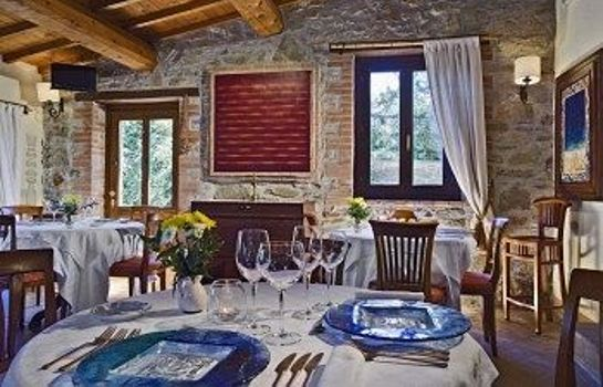 Restaurant Country House Montali