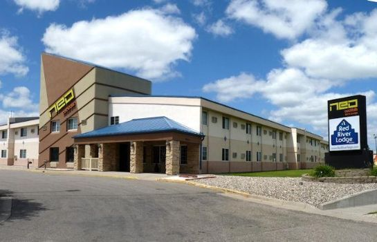 Exterior view RED LION INN AND SUITES FARGO