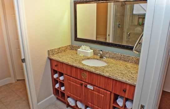 Bagno in camera Westgate Town Center Resort