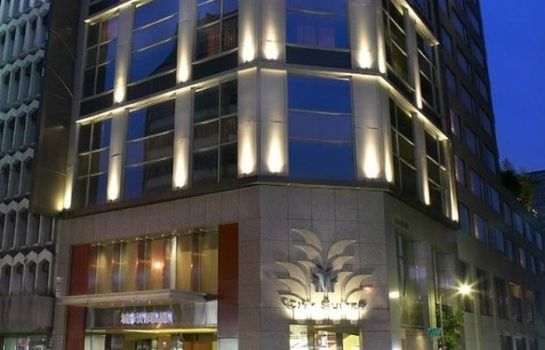 Exterior view City Suites Taipei Nanxi