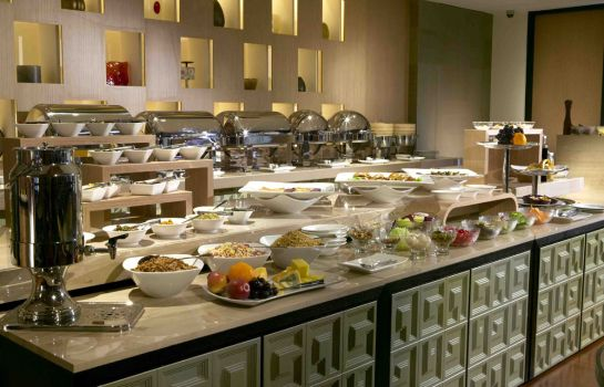 Breakfast buffet City Suites Taipei Nanxi