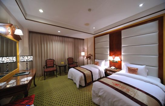 Chambre double (confort) Wen Pin Hotel Pier 2