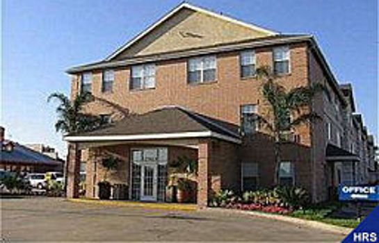 Buitenaanzicht CRESTWOOD SUITES OF NW HOUSTON