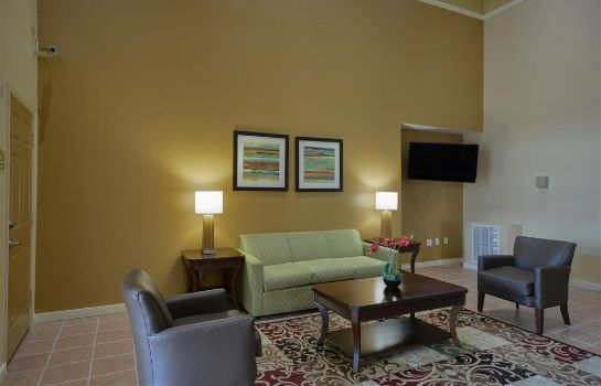 Hall de l'hôtel CRESTWOOD SUITES OF NW HOUSTON