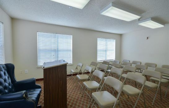 Sala de reuniones CRESTWOOD SUITES OF NW HOUSTON