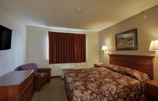 Kamers CRESTWOOD SUITES OF NW HOUSTON
