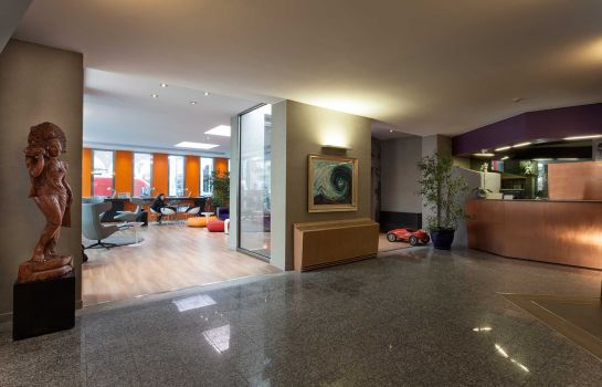 Hotelhalle Best Western Plus Executive Hotel & Suites
