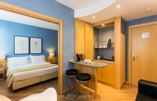 Suite junior Best Western Plus Executive Hotel & Suites