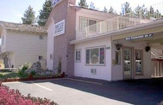 Außenansicht TRAVELERS INN SUITES SOUTH LAKE TAHOE