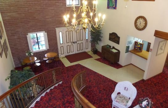 Interior view Colonial Inn