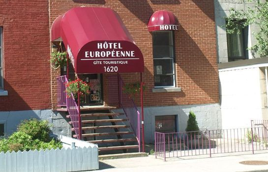 Exterior view Hotel Europeenne