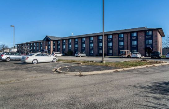 Vista exterior BAYMONT INN AND SUITES OHARE