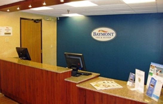 Lobby BAYMONT INN AND SUITES OHARE
