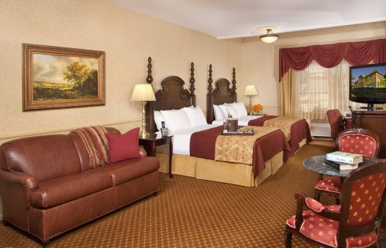 Zimmer Ayres Hotel & Suites Ontario Airport