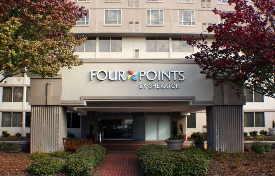 Außenansicht Four Points by Sheraton Charlotte