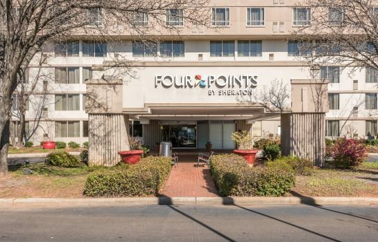 Exterior view Four Points by Sheraton Charlotte