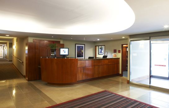 Hotelhalle Four Points by Sheraton Charlotte