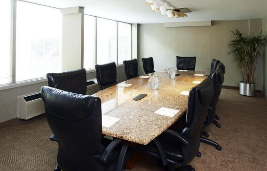 Conference room Four Points by Sheraton Charlotte