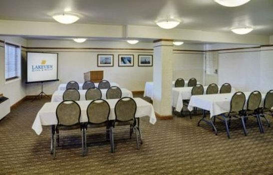Conference room BEST WESTERN HARVEST INN AND S