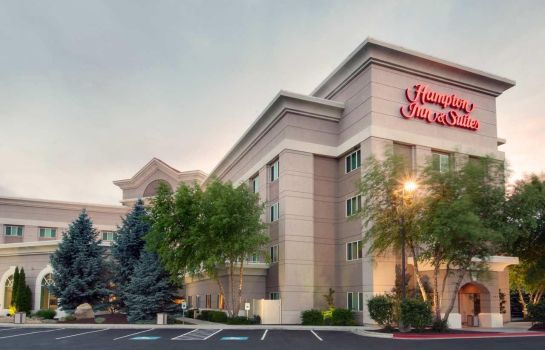 Vista exterior Hampton Inn - Suites Boise-Spectrum ID