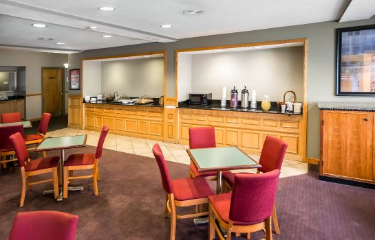 Restaurant Econo Lodge Merrillville