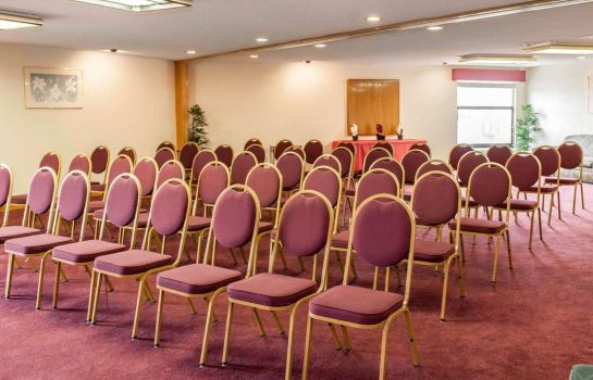 Conference room Quality Inn & Suites Indianapolis