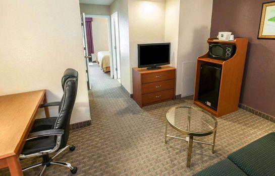 Double room (superior) Quality Inn & Suites Indianapolis