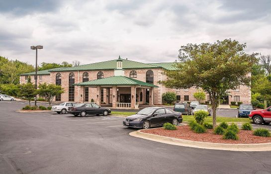 Außenansicht Quality Inn and Suites Cincinnati