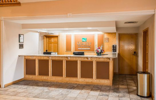Hotelhalle Quality Inn and Suites Cincinnati