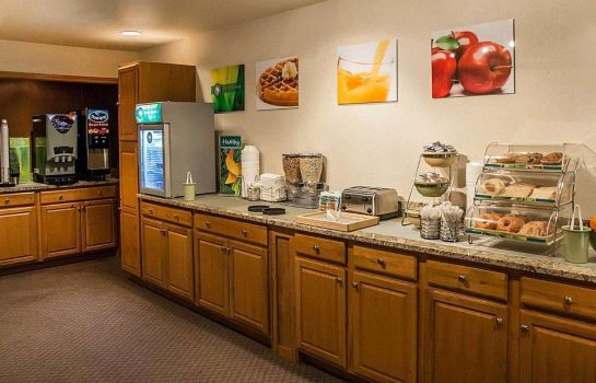 Restaurant Quality Inn and Suites Cincinnati