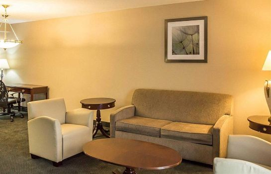 Suite Quality Inn and Suites Cincinnati I-275