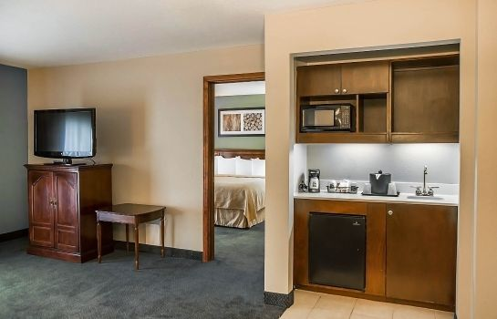 Zimmer Quality Inn and Suites Cincinnati