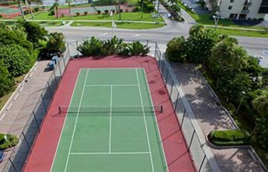 Tennisplatz GullWing Beach Resort