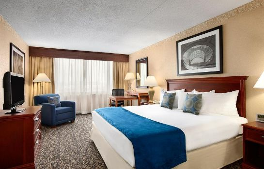 Pokój standardowy Capitol Plaza Hotel Jefferson City