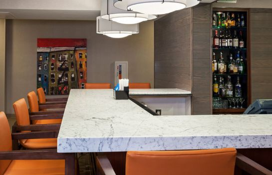 Hotelbar HYATT house Houston Galleria