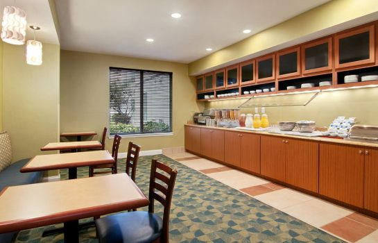 Restaurant HYATT house Houston Galleria