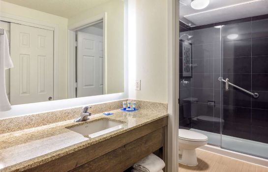 Kamers HYATT house Houston Galleria